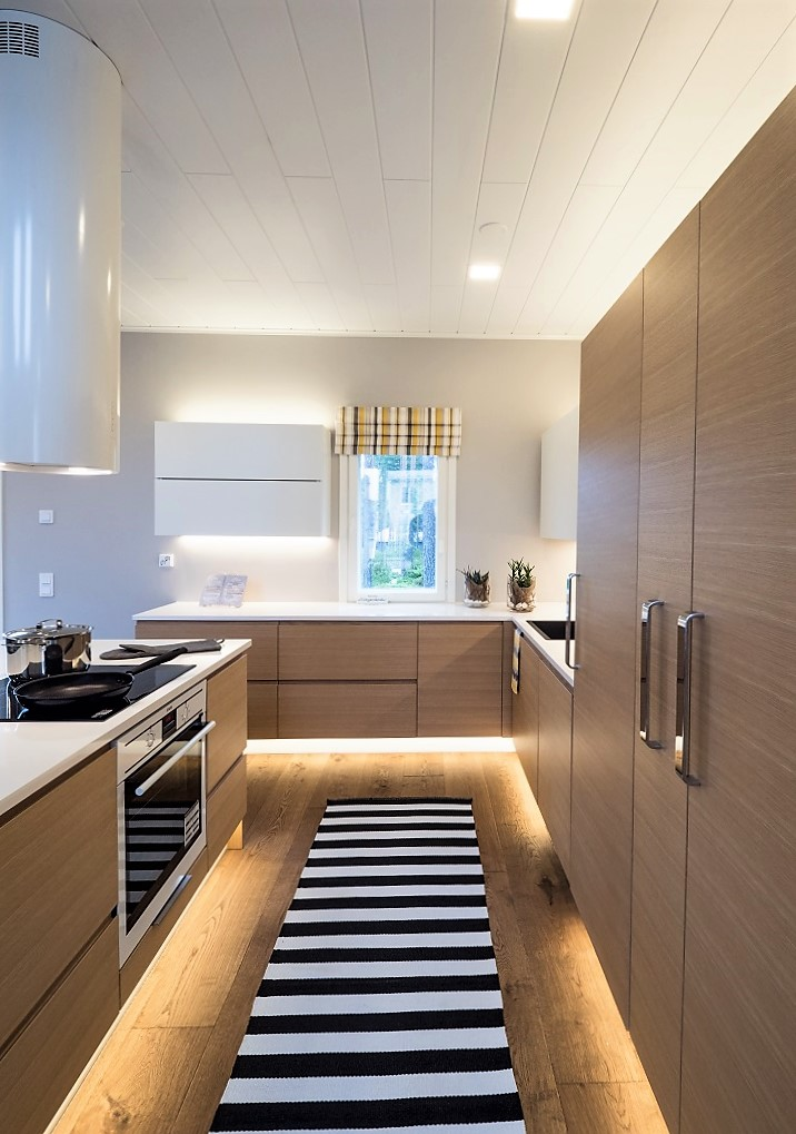 tips for designing light in the kitchen