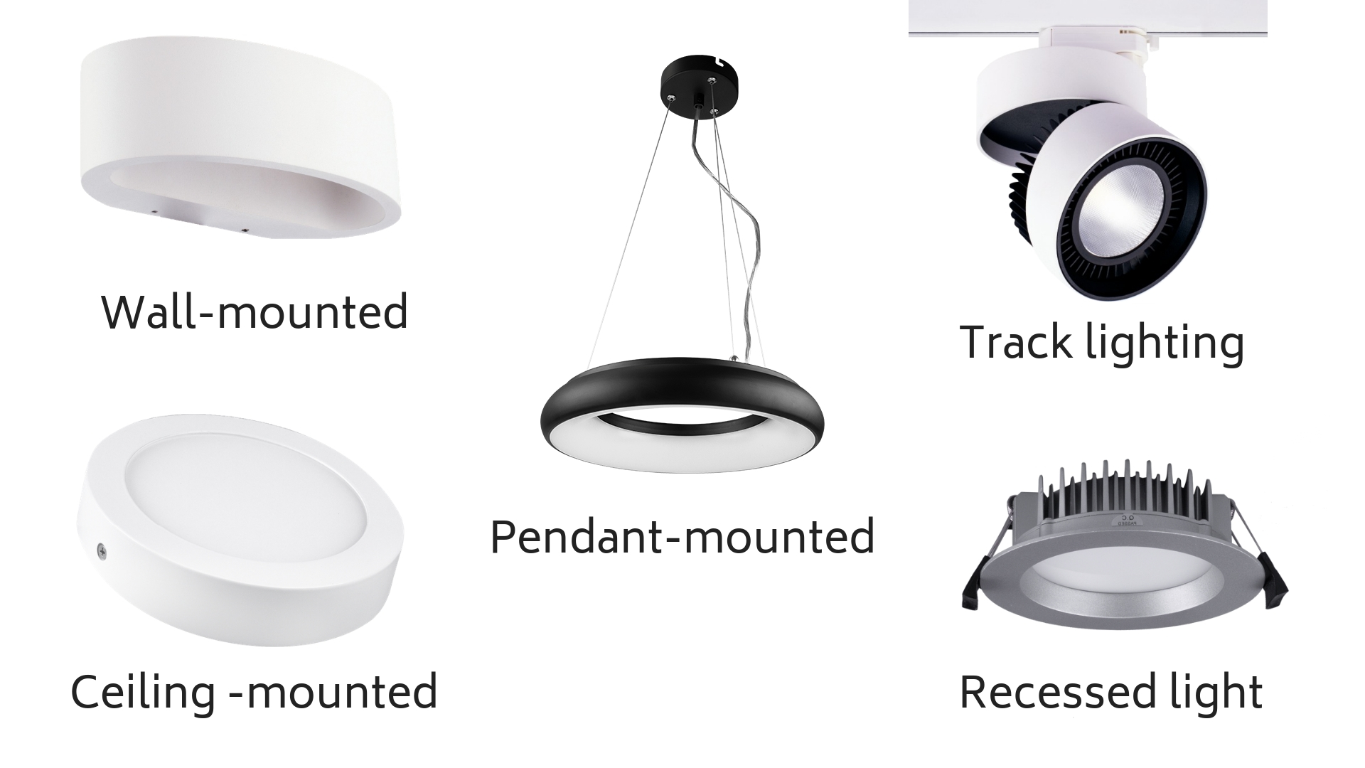 Choosing the right architectural lighting fixture