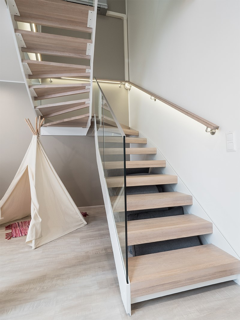 Designing Light For Stairs